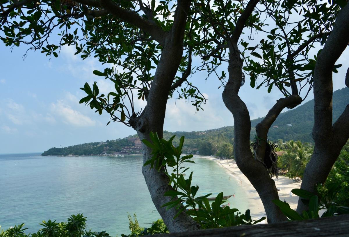 Koh Pha Ngan A ThaiIsland