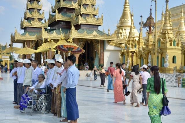 Solo Travel in YangonMyanmar