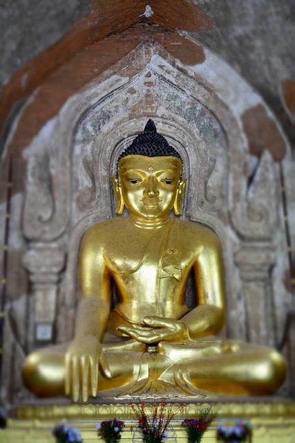 Solo Travel in BaganMyanmar