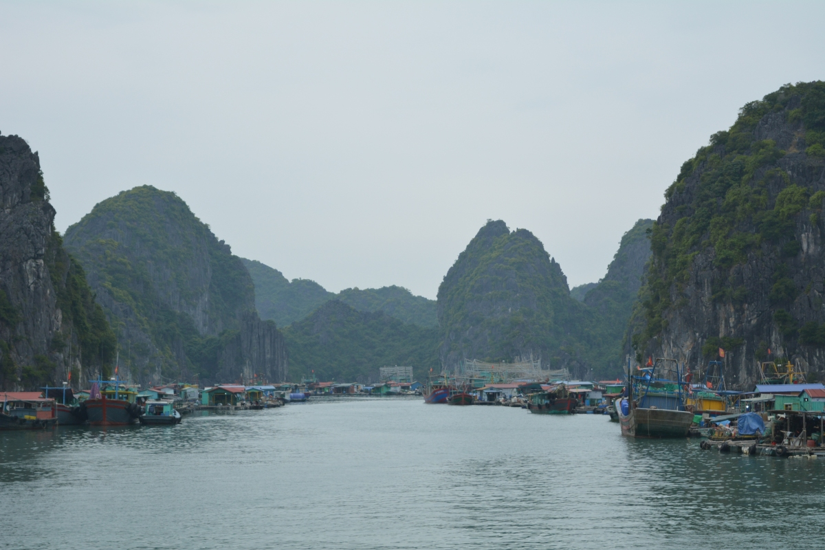 Cat Ba Island, Halong Bay